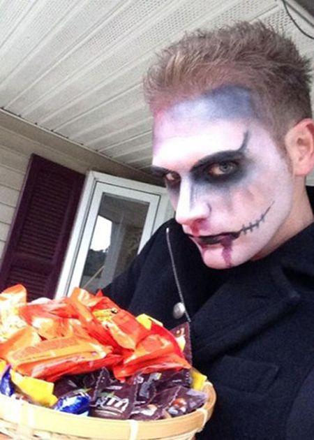 Tu y nghia Halloween den sao Viet 'bien' thanh ma quy rung ron - Anh 5
