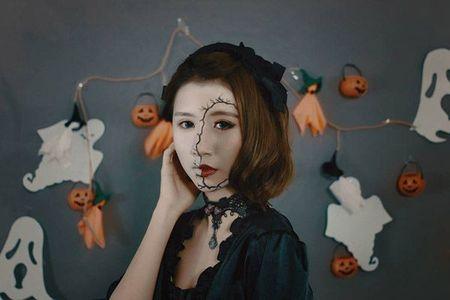 Tu y nghia Halloween den sao Viet 'bien' thanh ma quy rung ron - Anh 9
