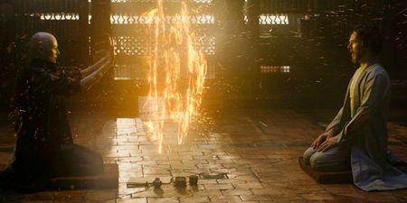 Clip hai huoc ve Doctor Strange va biet doi Avengers - Anh 2