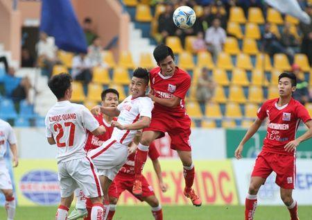 HAGL bi loai o giai U21 Quoc gia sau 9 loat dau sung - Anh 1