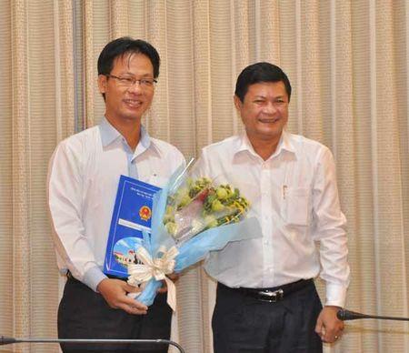 Ong Dau An Phuc lam Pho Chu tich UBND Quan 12 - Anh 1