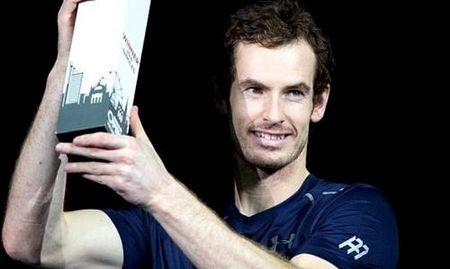 Murray vo dich Vienna Mo rong, tien gan ngoi so mot cua Djokovic - Anh 1