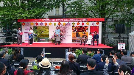 Xuc tien du lich Viet Nam tai Kanagawa, Nhat Ban - Anh 3