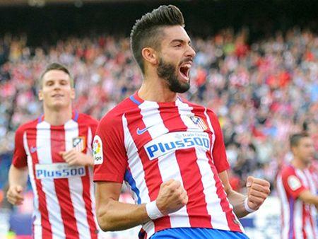 Carrasco moi la 'mon hoi' cua Atletico Madrid - Anh 1