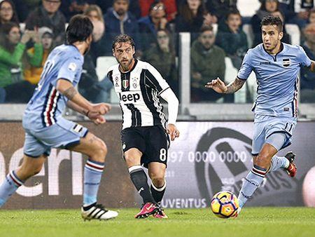 Marchisio se lam Juve do nho Pogba hon - Anh 1