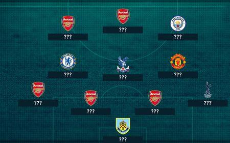 Arsenal thong tri doi hinh xuat sac nhat vong 10 Premier League - Anh 1