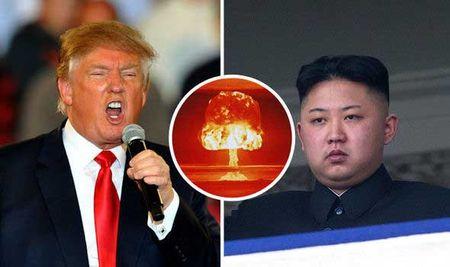 Kim Jong Un 'chao don' Trump bang vu thu ten lua vuon den My? - Anh 1
