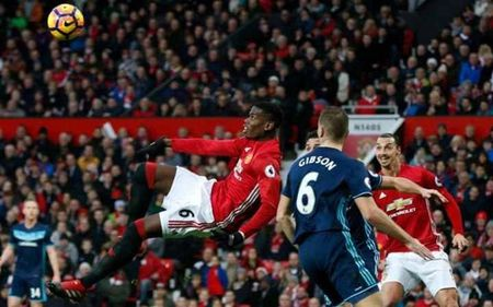Du am M.U 2-1 Middlesbrough: 'Chan gia tri' Pogboom - Anh 2