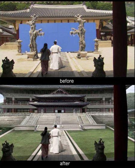 Boc me ky xao hut mat khan gia trong phim Han - Anh 8
