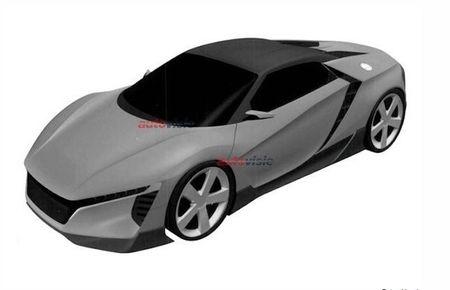Honda sap ra mat xe the thao 'sieu re' ZSX? - Anh 1