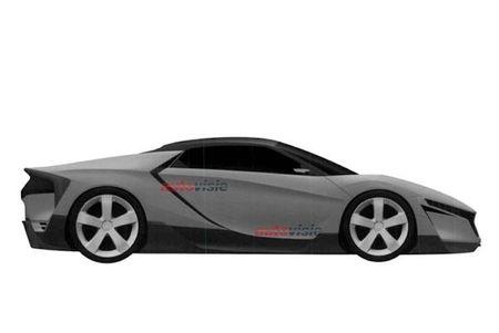 Honda sap ra mat xe the thao 'sieu re' ZSX? - Anh 2