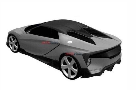 Honda sap ra mat xe the thao 'sieu re' ZSX? - Anh 3