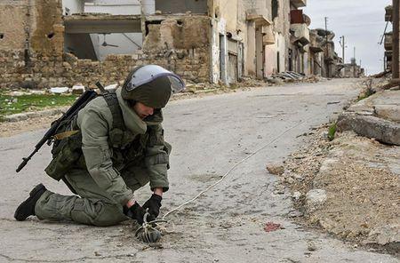 Quan doi Nga dang lam gi o Aleppo, Syria? - Anh 10