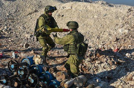 Quan doi Nga dang lam gi o Aleppo, Syria? - Anh 13