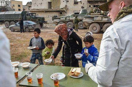 Quan doi Nga dang lam gi o Aleppo, Syria? - Anh 16