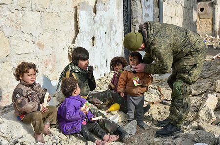 Quan doi Nga dang lam gi o Aleppo, Syria? - Anh 17