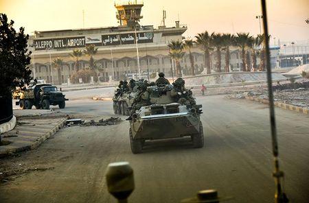 Quan doi Nga dang lam gi o Aleppo, Syria? - Anh 1