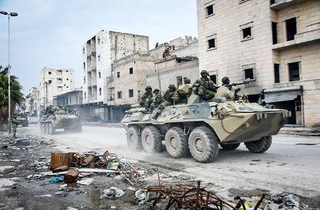 Quan doi Nga dang lam gi o Aleppo, Syria? - Anh 3