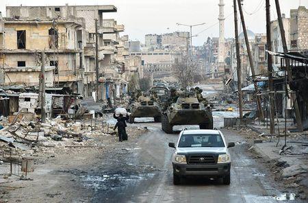 Quan doi Nga dang lam gi o Aleppo, Syria? - Anh 4