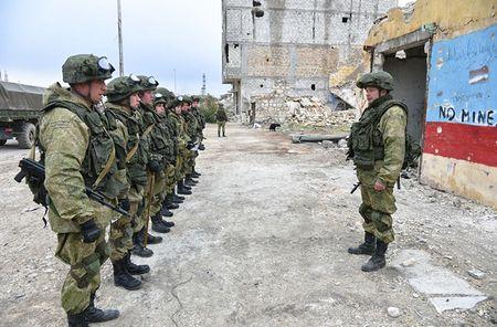 Quan doi Nga dang lam gi o Aleppo, Syria? - Anh 5