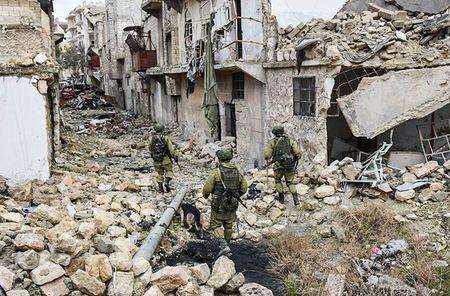 Quan doi Nga dang lam gi o Aleppo, Syria? - Anh 7