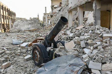 Quan doi Nga dang lam gi o Aleppo, Syria? - Anh 9