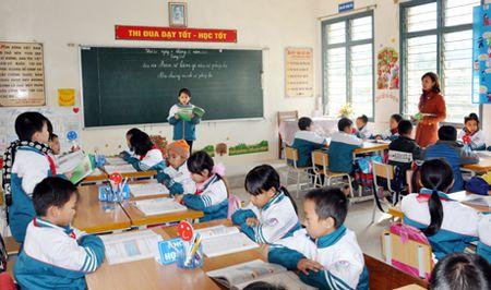 Khanh Hoa: Luu y phan mon Tap doc day theo mo hinh VNEN - Anh 1