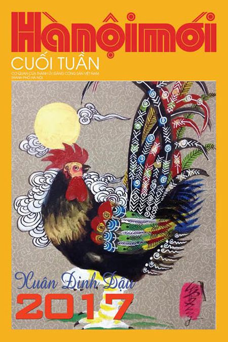 Don doc Hanoimoi Cuoi tuan Xuan Dinh Dau - Anh 1