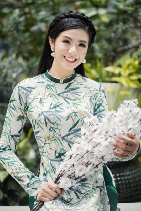 Hoa hau Ngoc Han: Biet minh o dau la dieu quan trong de co the thanh cong - Anh 3