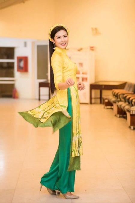 Hoa hau Ngoc Han: Biet minh o dau la dieu quan trong de co the thanh cong - Anh 6