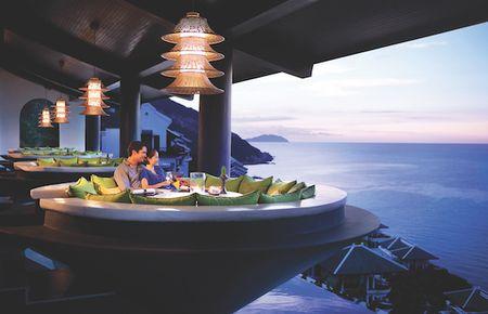 InterContinental Danang Sun Peninsula Resort: 'Noi huyen thoai & dang cap giao thoa' - Anh 3