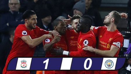 Thang Man City, Liverpool tiep tuc bam duoi Chelsea - Anh 1