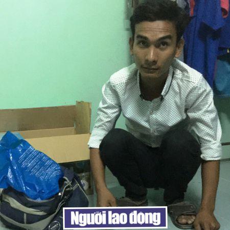 Bat nguoi lam cong trom gan 600 trieu dong cua chu - Anh 1