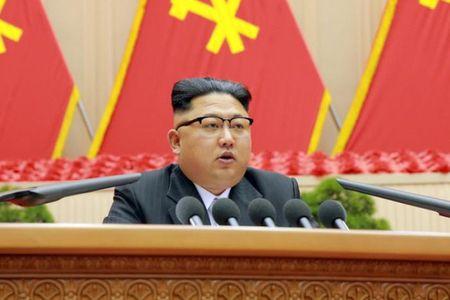 Ong Kim Jong-un chao nam moi bang thong diep cung ran - Anh 1