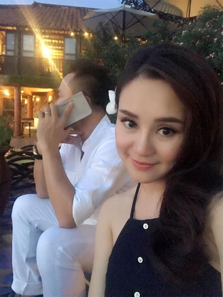 Khanh Thi muon con trai hoc hat Bang Kieu - Anh 11