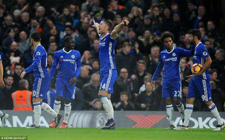 Da bai Stoke, Chelsea cham ki luc 16 nam cua Arsenal - Anh 1