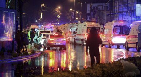 No sung trong hop dem tai Istanbul, 35 nguoi thiet mang - Anh 1