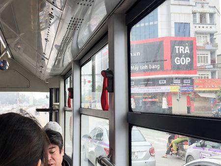 Trai nghiem xe buyt nhanh BRT tai Ha Noi trong ngay dau nam 2017 - Anh 7