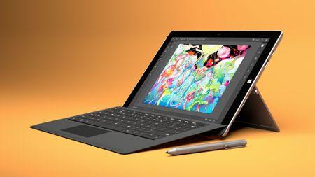 Surface Pro 5 ra mat quy I/2017, man 4K, chip Kaby Lake - Anh 1