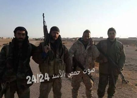 Chien su Palmyra: Quan doi Syria tieu diet 70 phien quan IS (video) - Anh 1