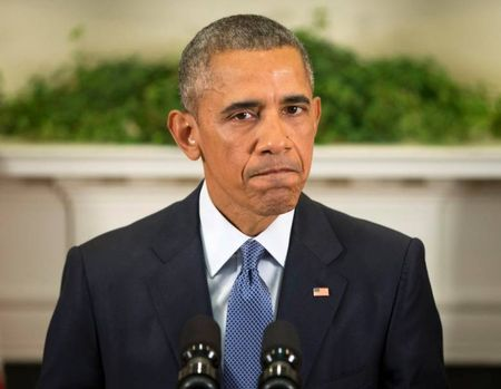 Tong thong Obama noi gi trong dien van tuan cuoi nam 2016? - Anh 1