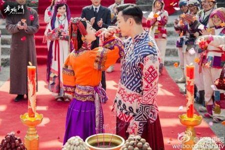 Lam Tam Nhu, Tran Kieu An, Duong Mich xung danh cac co dau long lay nhat man anh 2016 - Anh 12