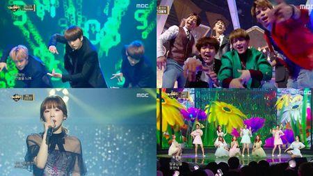 MBC Music Festival 2016: Tron ven tu hit trong nam den nhung ca khuc huyen thoai - Anh 1