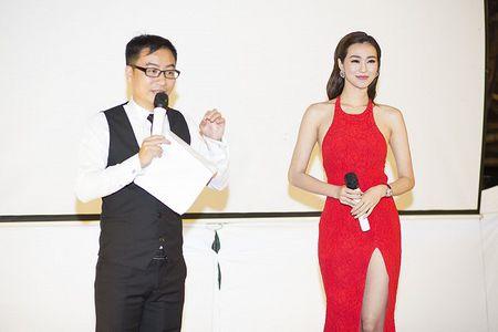 Khanh My khoe lung tran, rang ro hoi ngo HKT - Anh 7