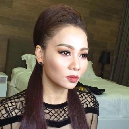 Sao Viet hao hung gui loi chuc mung nam moi 2017 - Anh 7