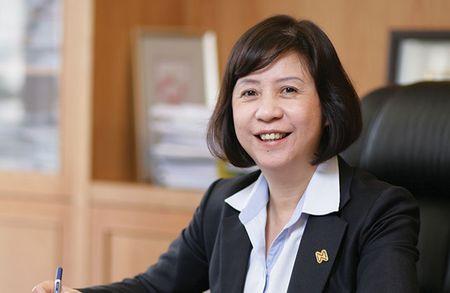 Ba Nguyen Thi Hoang Lan: Neu duoc chon lai, toi van chon nganh chung khoan - Anh 1