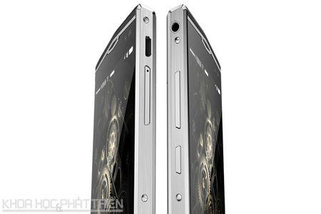 Smartphone 'nhai' Vertu, RAM 3 GB, gia gan 4 trieu dong - Anh 8