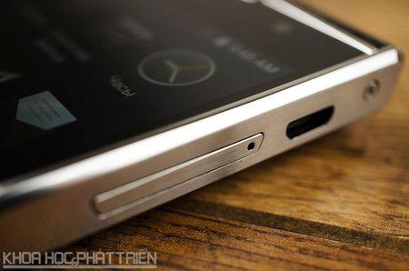 Smartphone 'nhai' Vertu, RAM 3 GB, gia gan 4 trieu dong - Anh 11