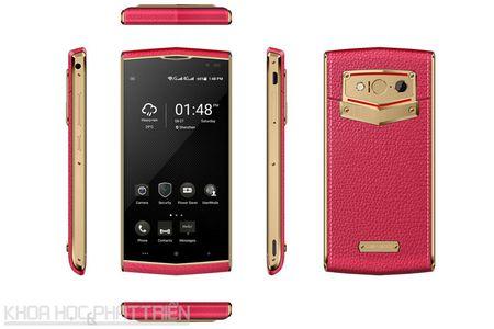 Smartphone 'nhai' Vertu, RAM 3 GB, gia gan 4 trieu dong - Anh 12