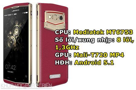 Smartphone 'nhai' Vertu, RAM 3 GB, gia gan 4 trieu dong - Anh 1